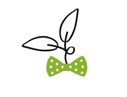 Logo marque La pousse branchée