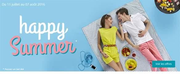 boulanger f te l 39 t et lance la campagne happy summer. Black Bedroom Furniture Sets. Home Design Ideas