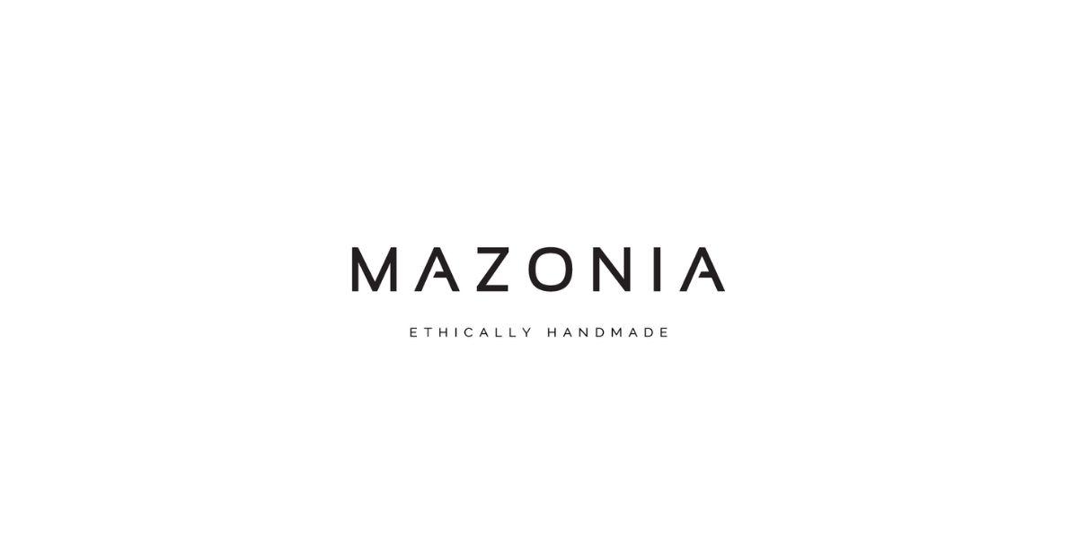 Logo marque Mazonia