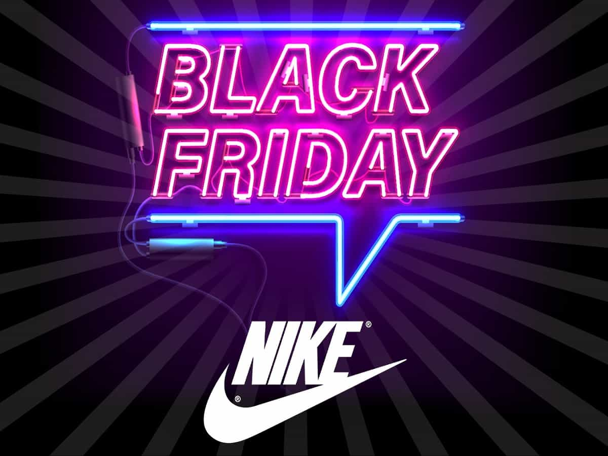 Nike devance ses concurrents sur le Black Friday