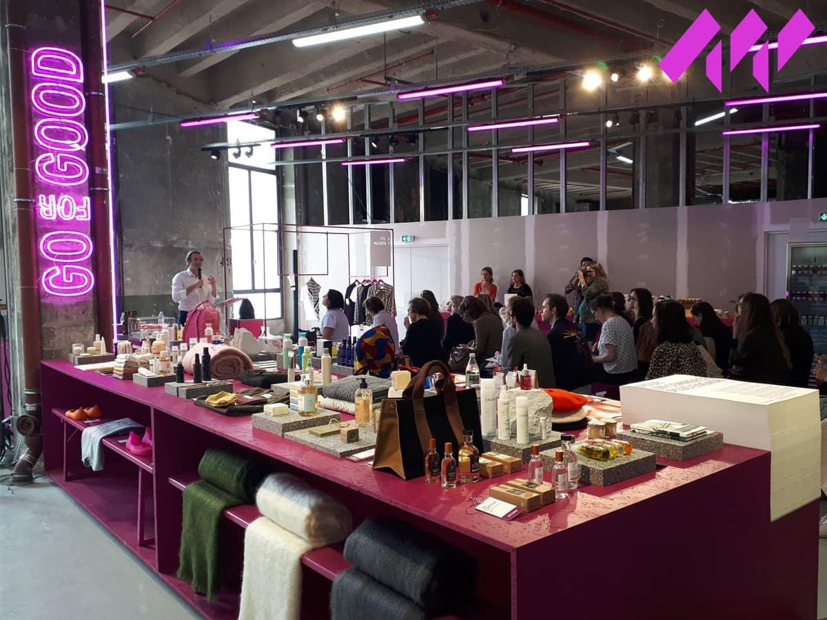 Les galeries lafayette nouvelle vitrine de la mode responsable - Galeries lafayette meubles ...