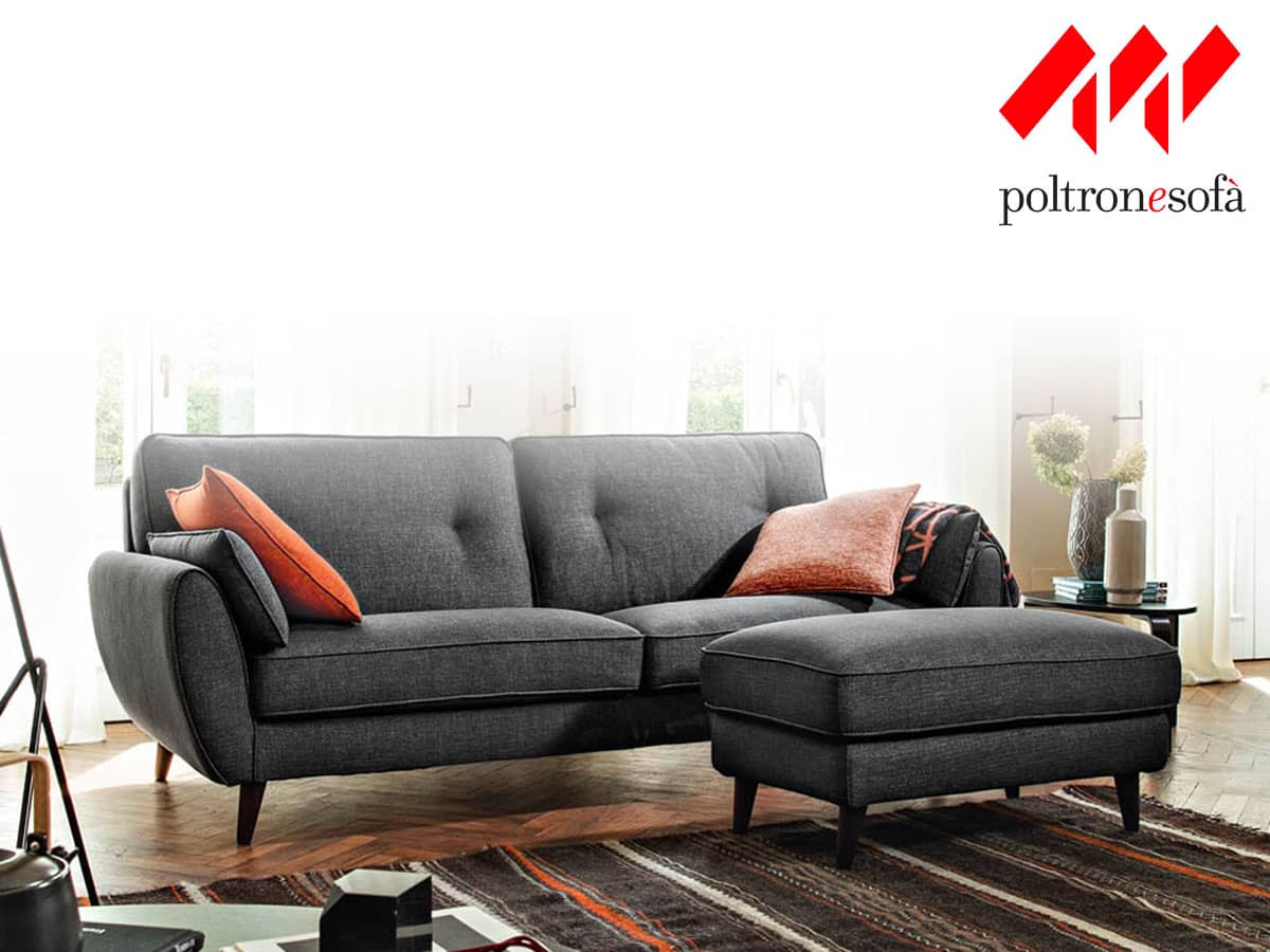 un canap personnalis chez poltronesofa. Black Bedroom Furniture Sets. Home Design Ideas