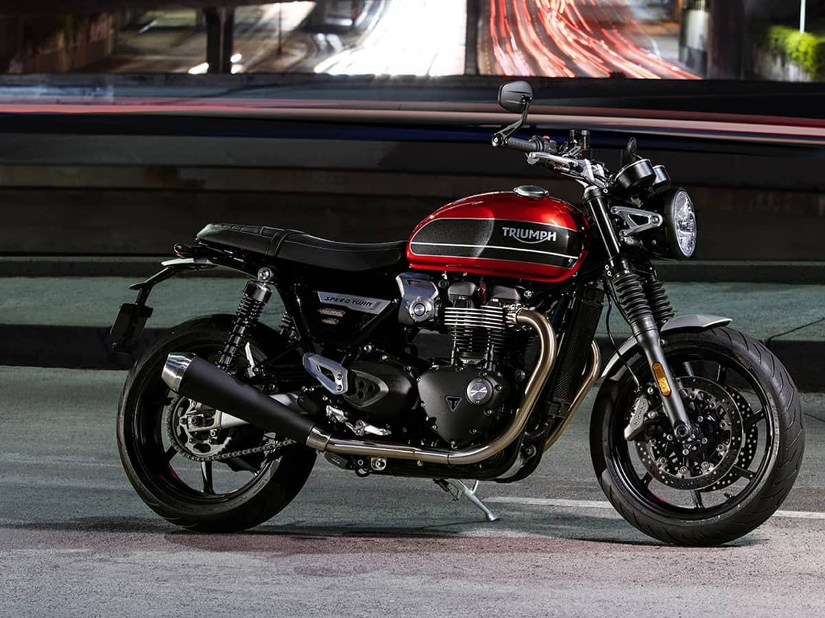Speed Twin, un retour en Triumph !