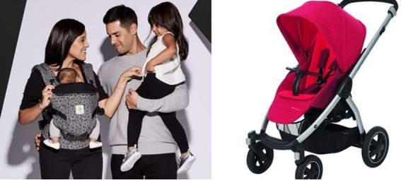 les points de vente autour de bébé - site des marques