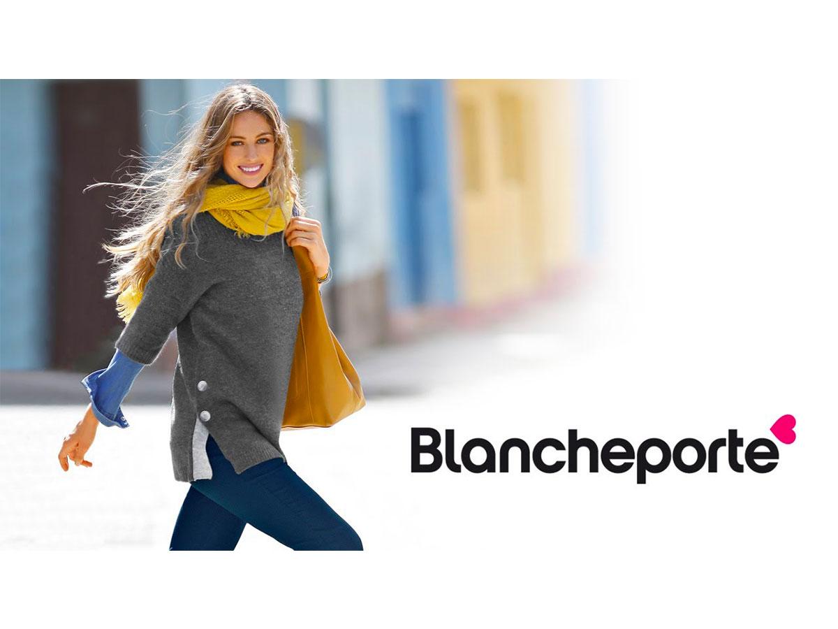 Automne/hiver 2018/19 : Sortie du nouveau catalogue Blanche Porte !