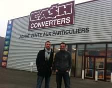 Cash converters ouvre bruay la buissi re - Cash converter porte de namur ...