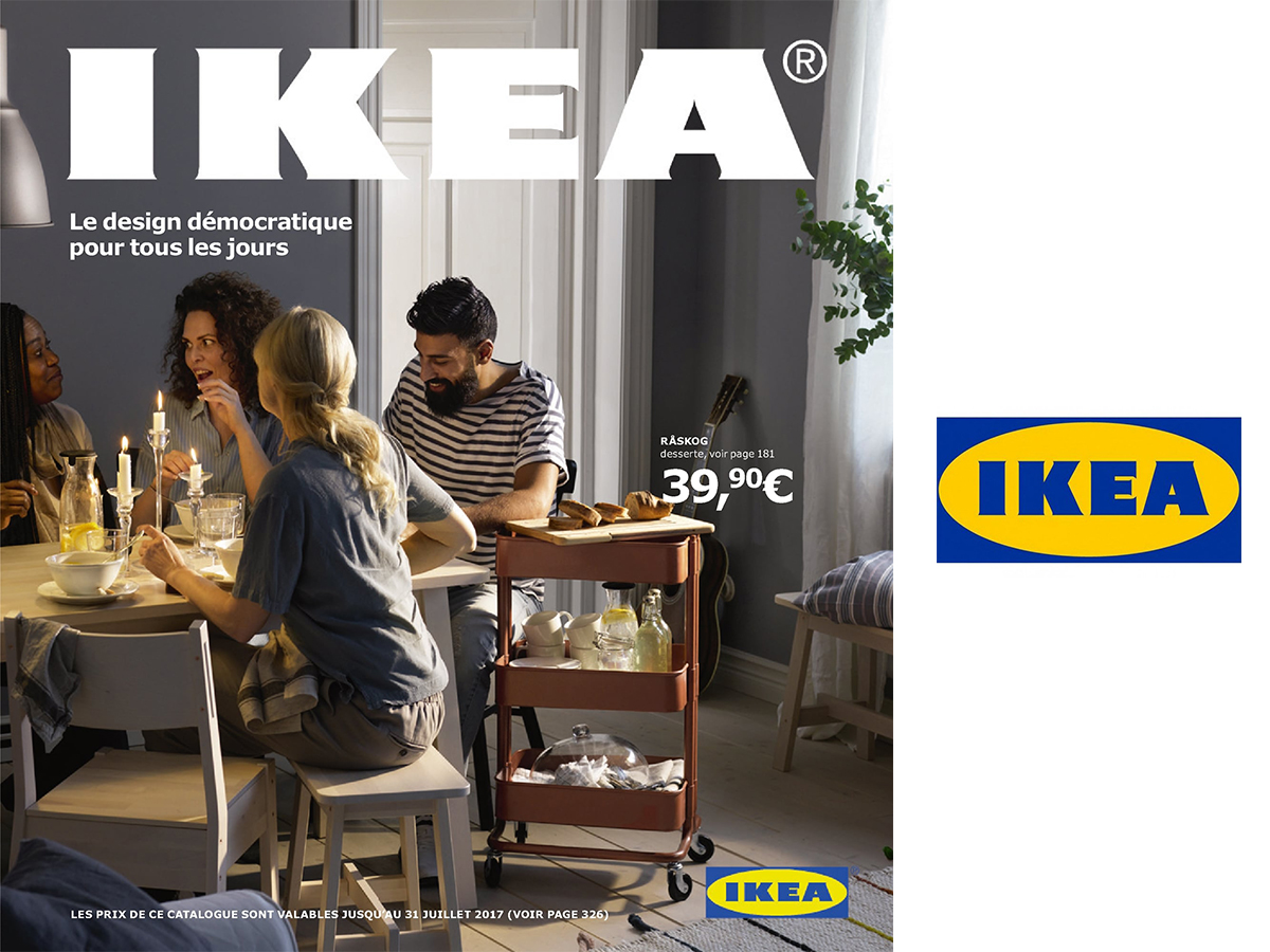 ikea comment recevoir le catalogue gratuit. Black Bedroom Furniture Sets. Home Design Ideas