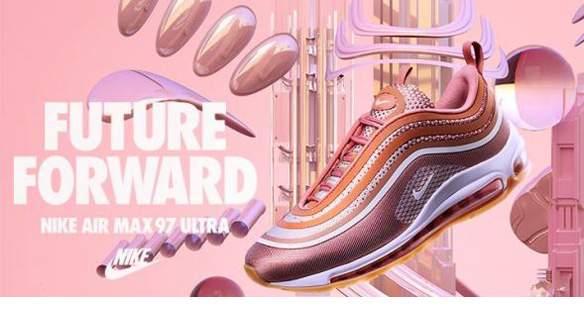wholesale dealer 95519 2b5ff Nouveauté Courir  Nike Air Max 97 Ultra, une chaussure tournée vers  lavenir !