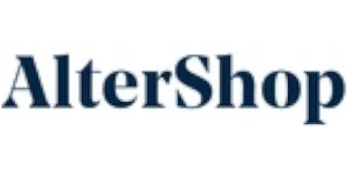 Logo marque AlterShop