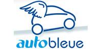 Auto Bleue
