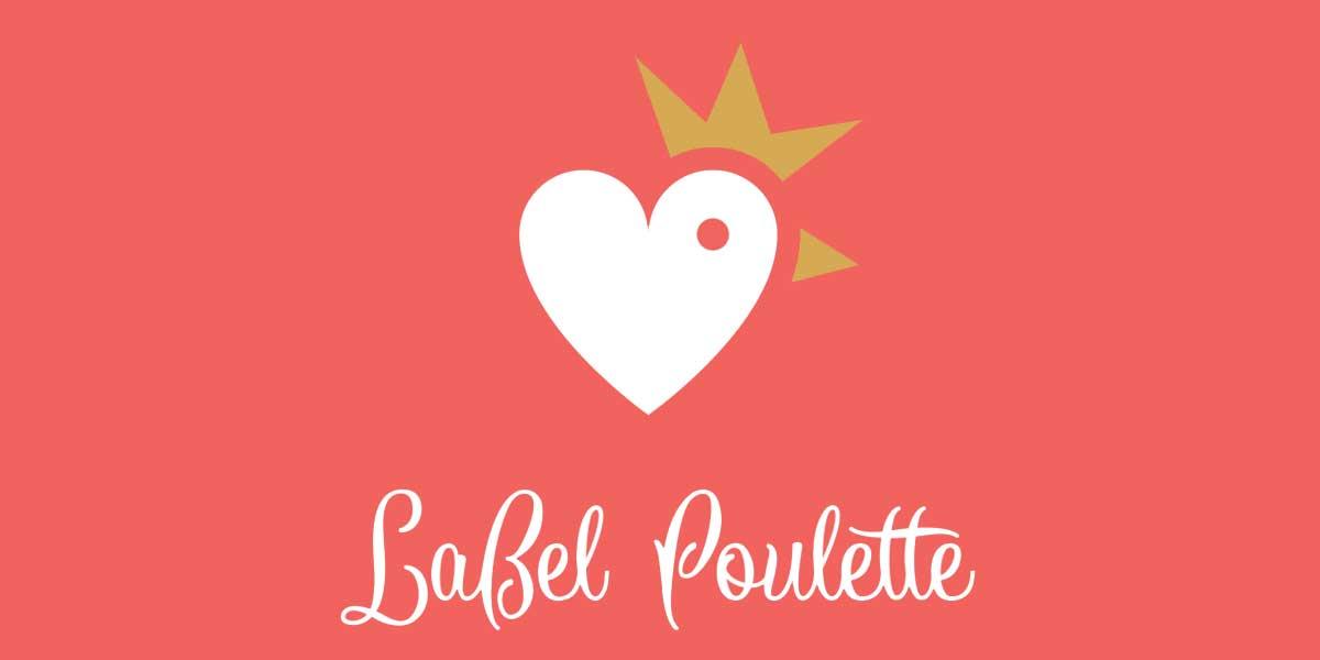 Logo marque Label Poulette