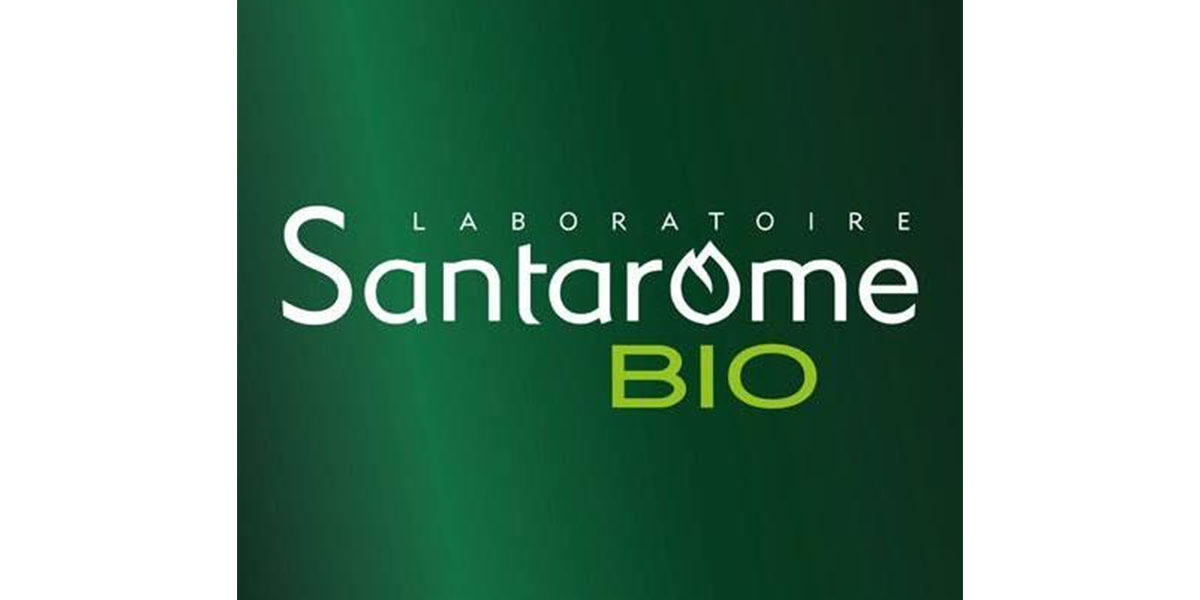 Logo marque Santarome