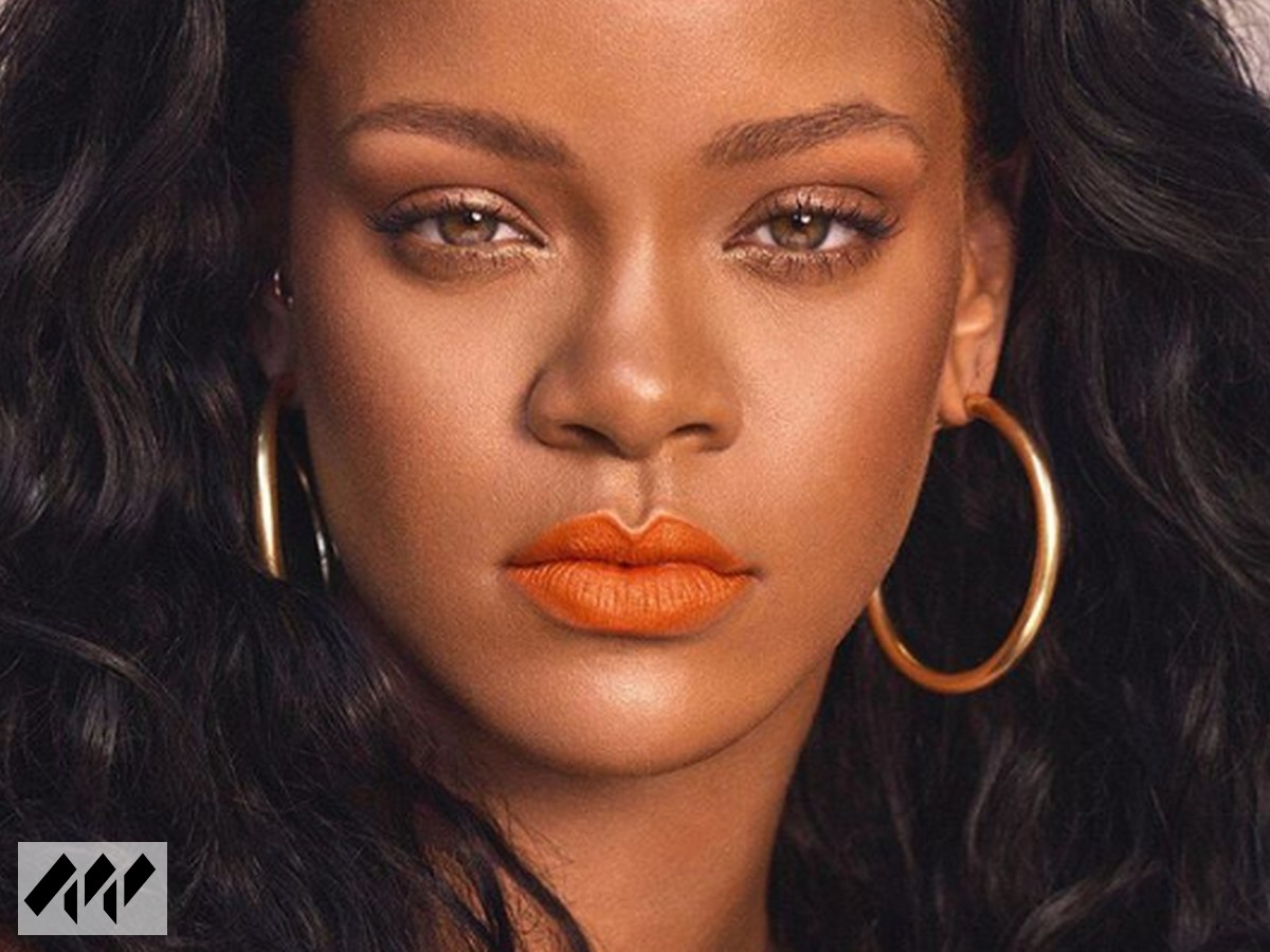 Fenty Beauty : Rihanna sort un rouge-à-lèvres orange