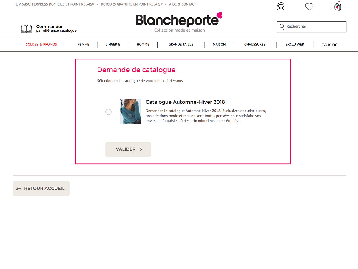 Commander le catalogue blanche porte 2018 2019 - La blanche porte catalogue ...