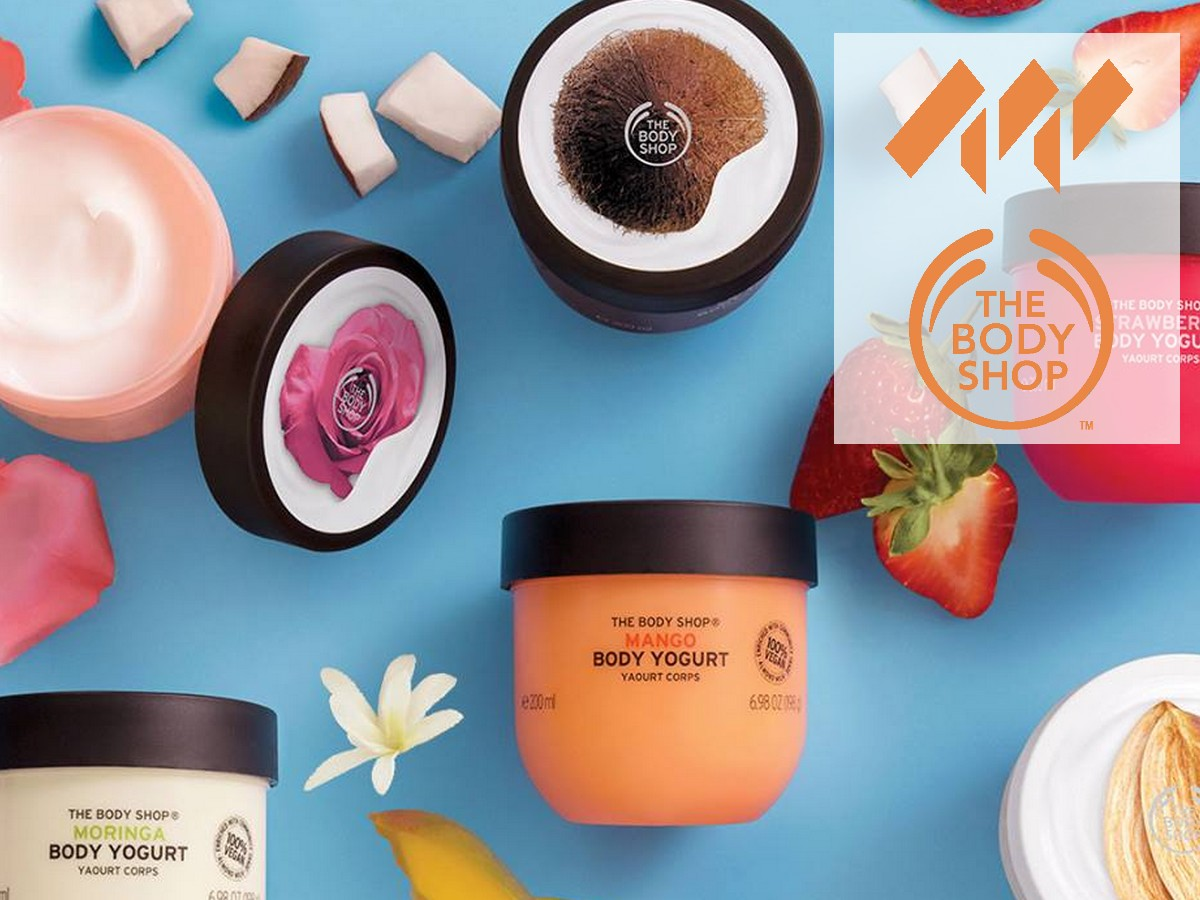 Les Body Yogurts de The Body Shop : l'hydratation en 15 secondes !